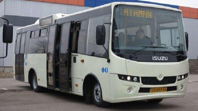 Львівське АТП-1 отримало 8 нових низькопідлогових автобусів Ataman