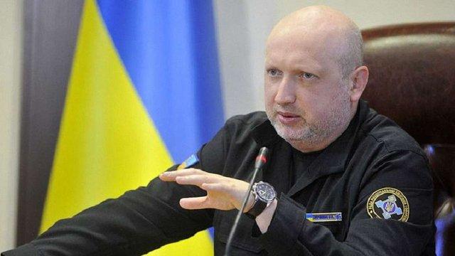 Турчинов заявив, що кібератаки на сайти держорганів організували росіяни