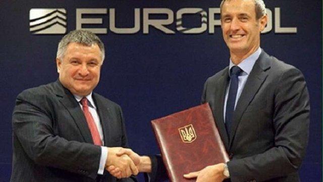 Арсен Аваков підписав угоду про співробітництво з Європолом