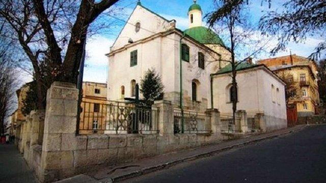 Львівська мерія за ₴3,5 млн відремонтує церкву Св. Миколая