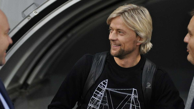Анатолій Тимощук отримав кілька пропозицій на тренерську посаду