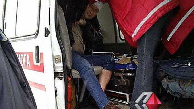Невідомі в масках Дідів Морозів побили палицями депутата Миколаївської облради