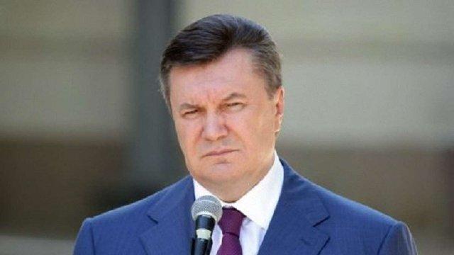 Суд дав дозвіл на затримання Віктора Януковича