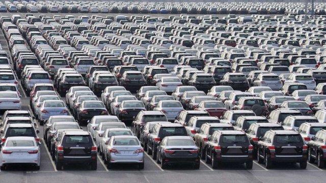 Мінекономіки запропонувало збільшити мито на імпорт легкових автомобілів з ЄС