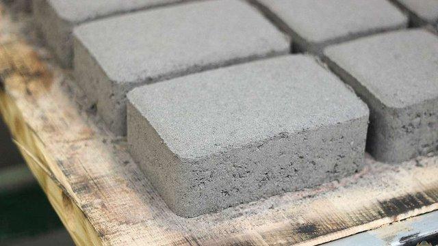 У Городку за ₴29 млн відкрили цех з виробництва тротуарної плитки