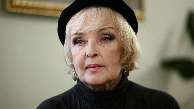 Українська актриса Ада Роговцева потрапила до реанімації