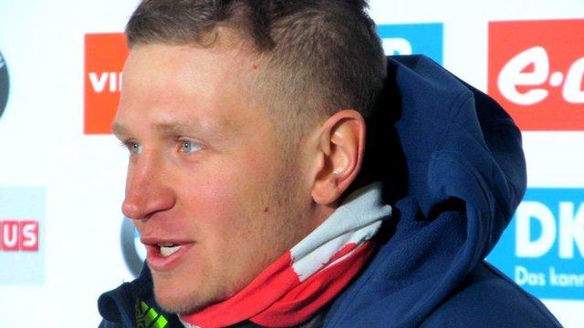 Біатлоніст Сергій Семенов показав найкращий індивідуальний результат збірної України в сезоні