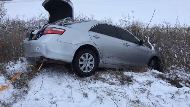 Сестра Надії Савченко потрапила у ДТП на Одещині