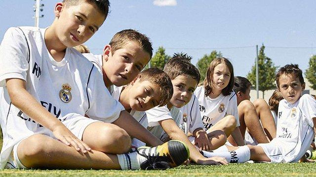 Мадридський «Реал» відкриє дитячу футбольну школу у Тернополі