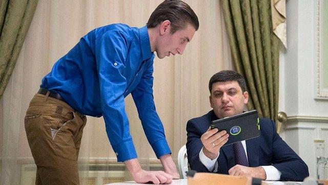 Гройсман започаткував  у соцмережі щотижневу рубрику на кращий український стартап