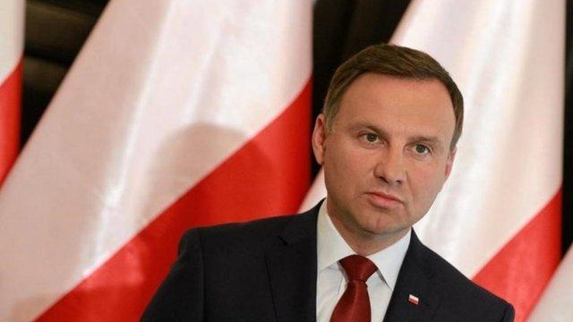Президент Польщі готовий стати посередником у конфлікті між парламетською більшістю і опозицією