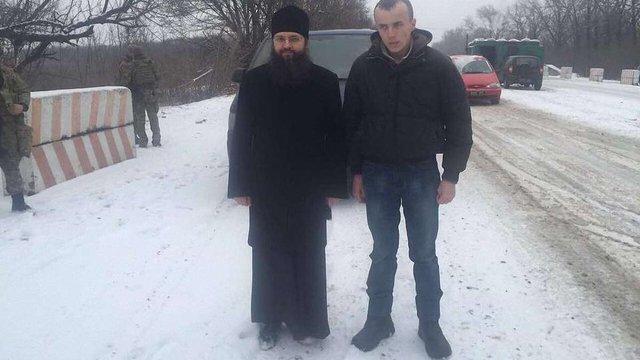 «Кіборга»-львів'янина визволили з полону бойовиків