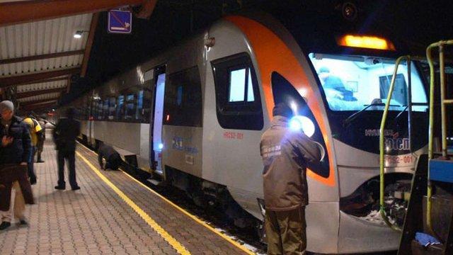 Прикордонники протестували систему митного контролю у поїзді «Київ-Львів-Перемишль»