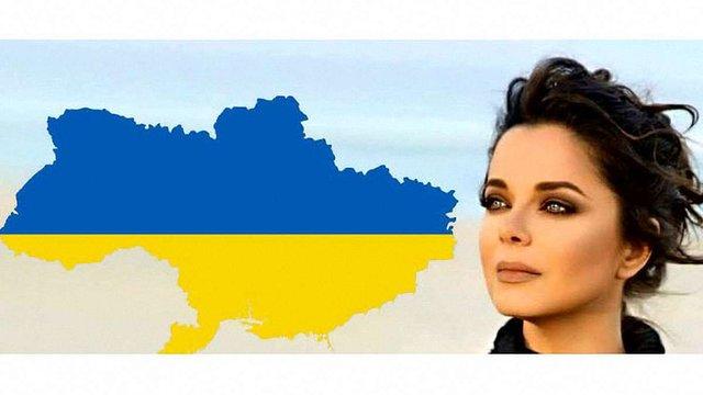 Співачка Наташа Корольова подала до суду через заборону в'їзду в Україну