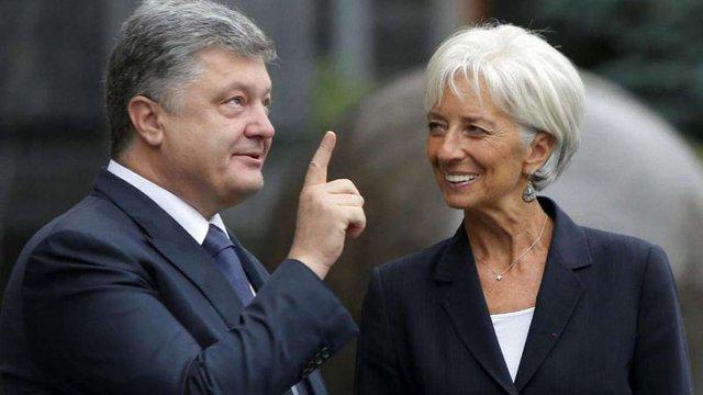 МВФ позитивно відреагував на націоналізацію «Приватбанку»