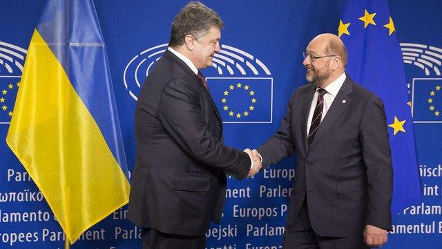 Європарламент готовий завершити всі процедури для надання безвізового режиму Україні