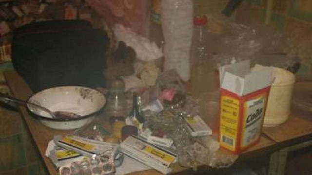 На Сихові затримали львів'янина, який варив наркотики у підвалі будинку