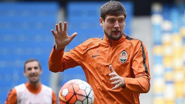 Євген Селезньов розірвав контракт із «Шахтарем»