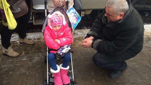 Американські лікарі врятували 4-річну дівчинку з Львівщини із 65% опіків тіла