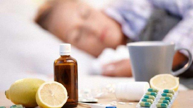 У Львові зростає кількість захворювань на ГРВІ та грип