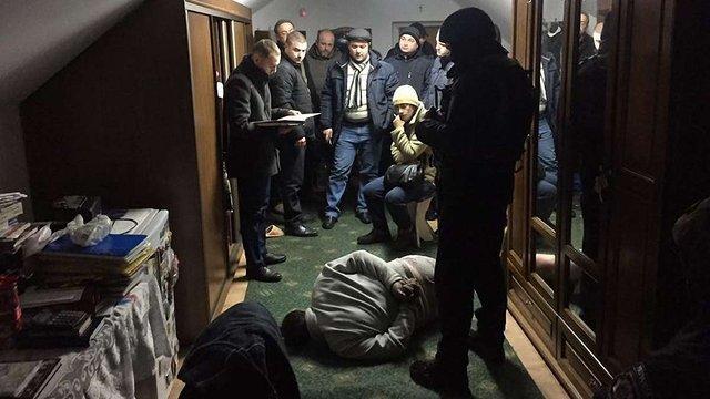 На Жовківщині затримали одного з найбільших наркоторговців у регіоні