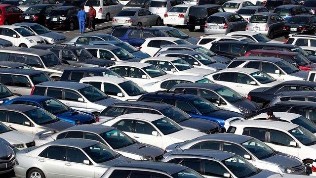 За 10 місяців 2016 року Україна імпортувала автомобілів на $1,49 млрд