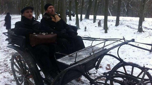 На Львівщині розпочались зйомки повнометражного історичного бойовика