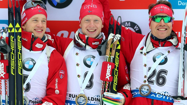 Норвезькі біатлоністи виступили з бойкотом етапу Кубку світу у Росії
