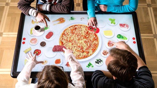 У Львові відкриють перше в Україні кафе з інтерактивними столами
