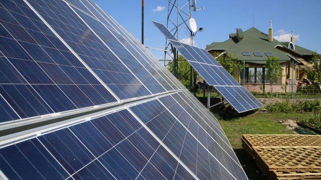 Верховна Рада знизила коефіцієнти «зеленого тарифу» для сонячних електростанцій