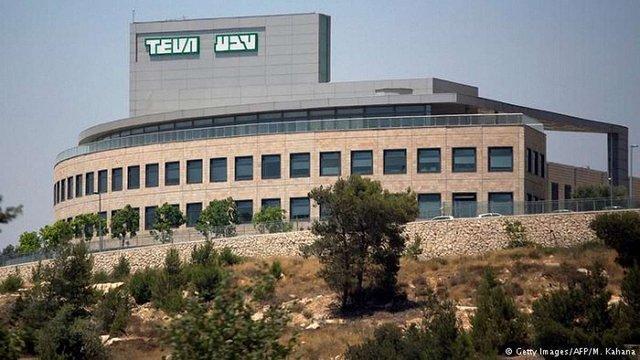 В США оштрафували ізраїльську фармацевтичну компанію за хабарі в Україні