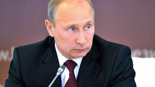 Путін заявив, коли задумається про звільнення українців Олега Сенцова та Романа Сущенка