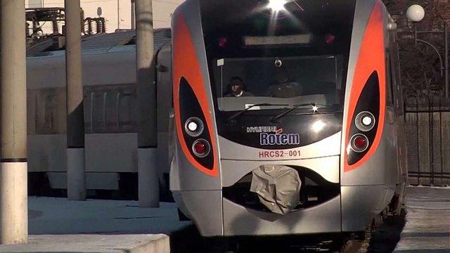 Україна хоче запустити експрес-потяг до Франції через Польщу та Німеччину