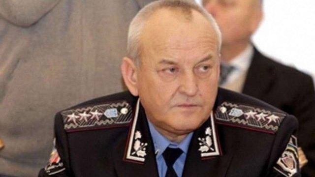 Порошенко призначив керівником ДУСі колишнього генерал-полковника міліції