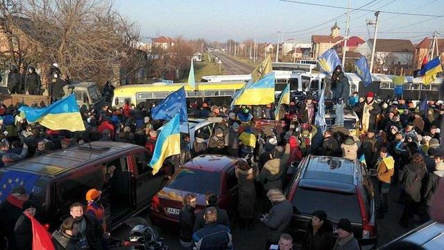 ГПУ передала до суду обвинувальні акти щодо інспекторів ДАІ, які кривдили «Автомайдан»