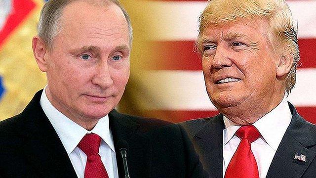 Дональд Трамп оприлюднив «вітального листа», який отримав від Путіна