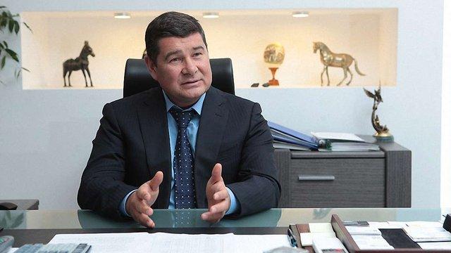 Онищенко написав для журналу Time статтю про «злочини» Порошенка