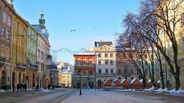 Львів очолив світовий рейтинг найдешевших туристичних міст