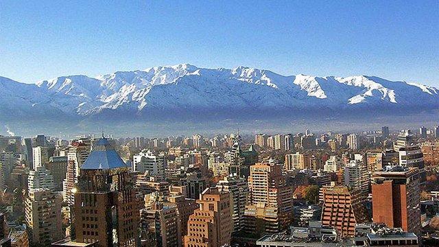 У Чилі стався потужний землетрус