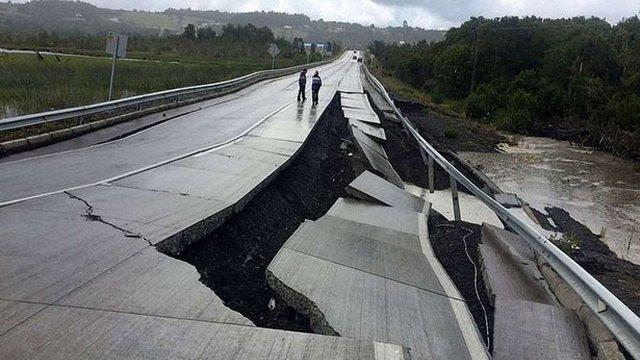 У Чилі оголосили евакуацію прибережних районів через загрозу цунамі