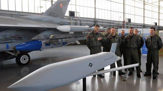 Польща купує у США тактичні ракети «повітря-земля» на $223 млн