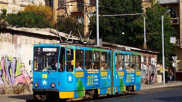 У Львові пропонують збудувати трамвайну колію до Рясного