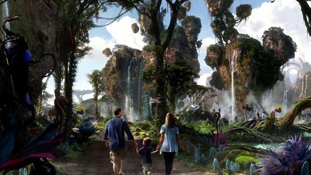 Компанія Disney анонсувала створення тематичного парку за мотивами фільму «Аватар»