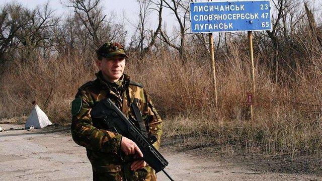У зоні АТО двоє українських військових збилися з маршруту й потрапили на окуповану територію