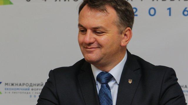 За два роки на посаді голови ЛОДА Олег Синютка виконав менше 40% обіцянок