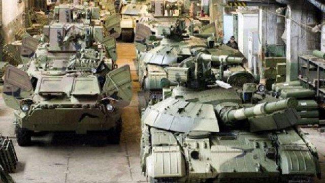 Державне оборонне замовлення України у 2017 році зросте на 10-20%