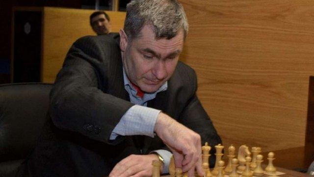 Львівський гросмейстер обіграв чемпіона світу з шахів
