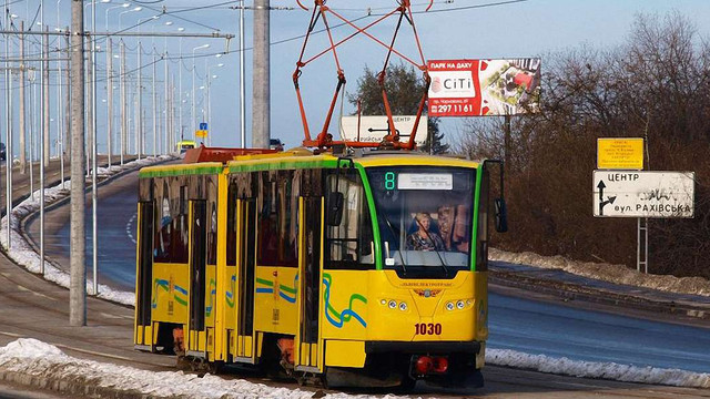 За рік у Львові модернізували три трамваї і три тролейбуси