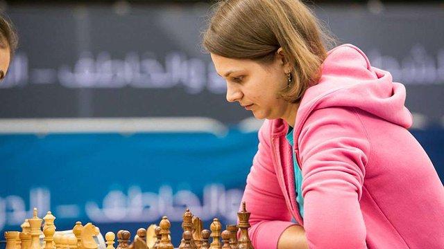 Львів'янка Анна Музичук достроково перемогла на чемпіонаті світу зі швидких шахів
