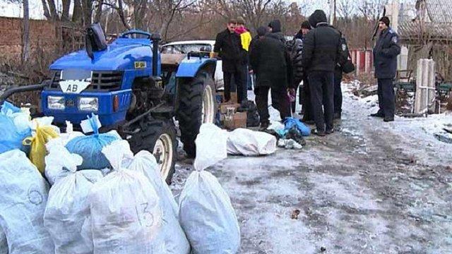 На Вінничині поліція вилучила у чоловіка 60 кг наркотиків